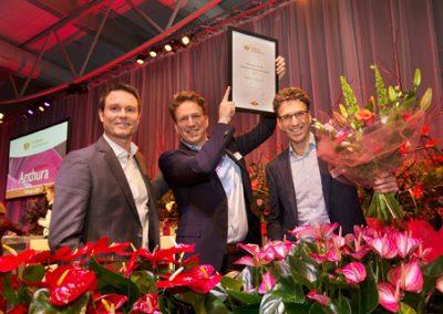 Social campagne voor Tuinbouw Ondernemersprijs