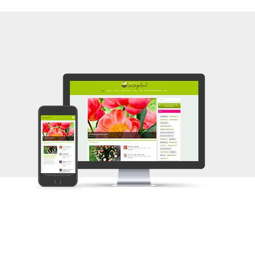 Een website met impact