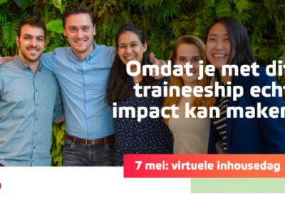 Eneco een gezicht geven als aantrekkelijke werkgever bij diverse doelgroepen