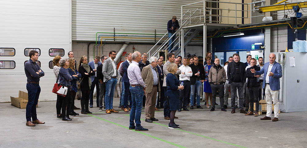 Marketing & communicatie rondom ondernemersevent Oostlanddag 2019