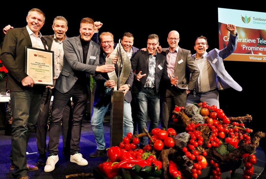 Prominent-Tuinbouwondernemersprijs